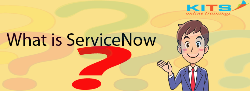 What is ServiceNow?