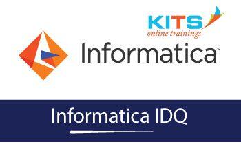 Informatic IDQ Online  Training
