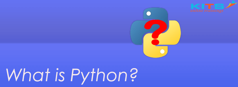 What is Python programming? | KITS Online Trainings