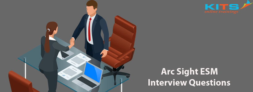ArcSight ESM Interview Questions | KITS Online Trainings