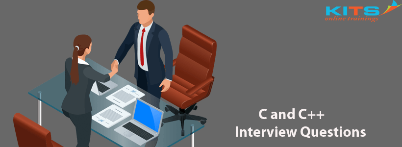 C and C++ Interview Questions | KITS Online Trainings