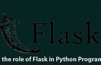 Explain the role of Flask in Python Programming? | KITS Online Trainings
